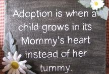 My journey to adopt our gift from God. / We are on a journey to adopt Sam