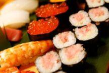 Sushi / by Sonali Durve-Bhise