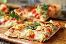 Recipes: Pizza Pizza