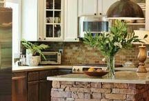Kitchen & Bath Ideas... / Kitchen, Bath Re-Vamp Ideas / by Pamela Lee