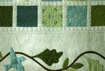 Maggie Quilts / by Joanie Zeier Poole Machine Quilting Teacher