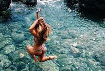 Beach Hair, Don't Care! / Summer, beach, sand mood