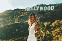 Hollywood Glam / Dress to impress, red carpet style