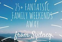 Sydney- Weekends Away With Kids