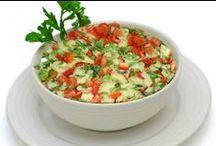 Салаты / Вкусные салаты на каждый день