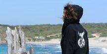 Woman Hoodie Jungle Surf 2017
