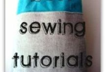 Sewing tutorials / by Cindy McFee Prince