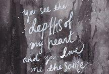 Words. / by Stephanie Edwards