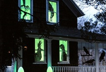 Halloween Decor / Ideas on how to decorate for Halloween