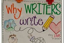 Writing Ideas and Resources / Get those pencils moving!  Writing Ideas for teachers and parents