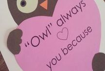 Valentine's XOXO / Valentine's activities, decor, and gifts