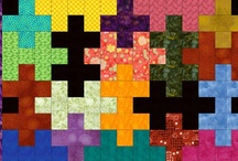 Quilting...the piece-ful life :D / by Shannon Chastain