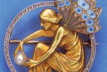 Art Nouveau & Art Deco / Art Nouveau, Art Deco, Who Knows? / by Cindy Pestka