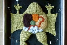Extreme Crocheting And Other Textile Sports / What happens when people have too much time and yarn on their hands...