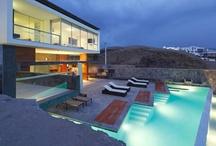 Poolside Terrace Design Ideas