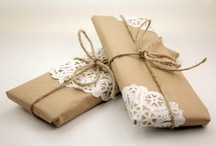 Pretty Packages / by Kamryn Berry