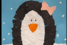 JAN & Arctic Snow Themes / #snowmen, #walrus, #polar #bears, #penguin, #snow, #snowflake, #arctic #animals, #mittens, #martin #luther #king / by The Kinder Cupboard