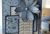 cardmaking and rubber stamps / by Pam Mayer