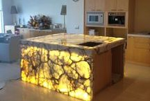 Kitchen Decor Ideas / Get inspired by kitchen designs and accessories.