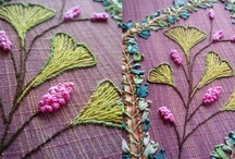 DIY - Embroidery / Ideas and inspiration for artsy threads / by Cindy Pestka