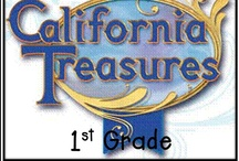 Treasures 1st Grade Collaborative / All things related to teaching Treasures language arts.ALL Treasures items are welcome even if you are not teaching in CA.   If you are interested in becoming a pinner on this collaborative board, please send an email to terenariggins@gmail.com or visit my blog and leave a comment with your email.