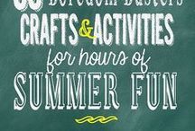 Summer Crafts, Activities, and Decor / Some like it hot, hot, hot!
