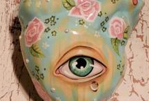 Cool Ceramics / Artful, cool, quirky, unique ceramic pieces / by Cindy Pestka