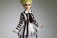 Beetlejuice-ette Costume for 2013 / Ideas for my costume this year
