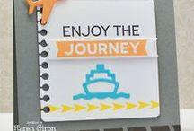 Cards - Bon Voyage