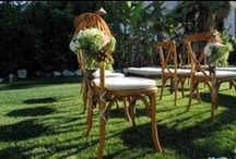 {please be seated. . .} / Fun and unique chairs for weddings & events.