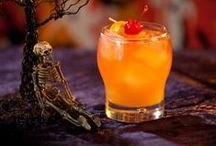 Deadly Drinks / Cool drink recipes for Halloween