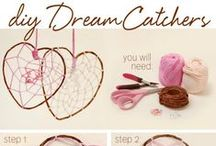 Crafty~Dream Catcher's / by Tonya