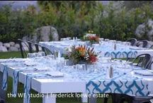 {the studio | real events} / Inspiring the non-wedding event. . .