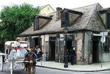 Lafitte's NOLA / LaFitte's Blacksmith Shop in New Orleans.