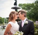 Bethesda Fountain, Central park / Bethesda Fountain in Central Park is a truly romantic setting for your NYC ceremony!