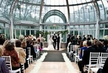 Brooklyn Botanic Garden / Brooklyn Botanic Garden is a great alternative to Central Park for a NYC ceremony.