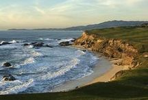 Half Moon Bay, CA / Great place to get married near San Francisco, CA.