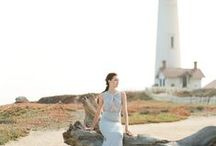Pigeon Point Lighthouse / Pigeon Point Lighthouse is a quaint place to have your intimate ceremony.
