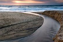 Montara State Beach / Montara State Beach is a lesser well-known beach near San Francisco, making it the perfect spot for your private ceremony.