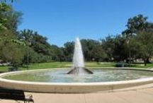 Coliseum Square / Coliseum Square, nuzzled in the Garden District, is a quaint little place for an intimate ceremony.