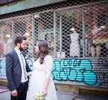 Urban NYC Ceremony Locations / Great spots to have an urban ceremony in New York City.