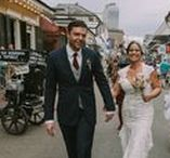 French Quarter, NOLA / Amazing architecture, rich history and vibrant culture make the French Quarter in New Orleans an unforgettable ceremony location for your special day!