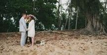 Haleiwa Beach, Oahu / Haleiwa Beach on Oahu is a great spot for your special and intimate elopement!