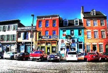 Baltimore: Neighborhood Finds / The charm of Charm City, Hon! All things I adore in, around, and about Baltimore.