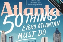 ATL Hot Spots / Georgia Must-sees! / by Christina