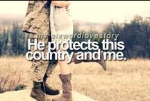 Military wife.  / by Jerrica Goodwin