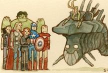 Supereroismi e Meraviglie