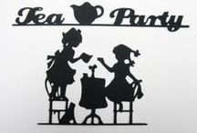 TEA party  (fun fun fun) / by DEBS HEARTSTRINGS