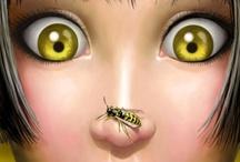 Bees / by Linda Watkins