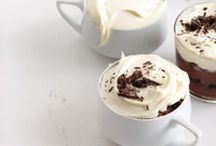 Decadent Desserts / The Perfect Way to End a Meal